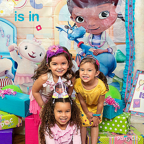 Doc McStuffins Party Ideas: Dress Up