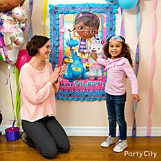 Doc McStuffins Party Games & Activity Ideas