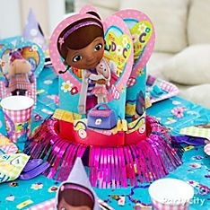 Doc McStuffins Party Decoration Ideas