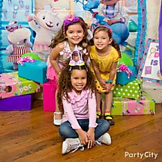 Doc McStuffins Party Dress-Up Ideas