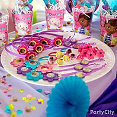 Doc McStuffins Party Favor Ideas