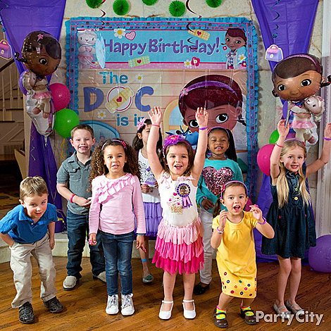 Doc McStuffins Ideas: Games & Activities