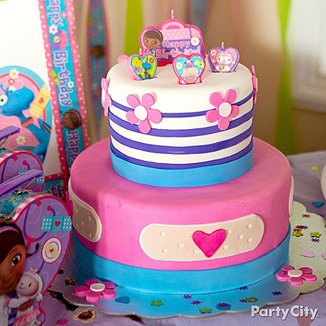 Doc McStuffins Ideas: Food