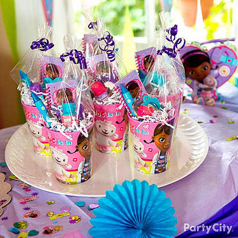 Doc McStuffins Party Ideas City