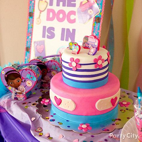 Doc Mcstuffins Figures For Cakes