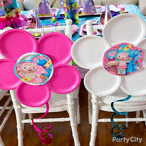 Doc McStuffins Ideas: Decorations