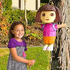 Dora Party Games & Activity Ideas