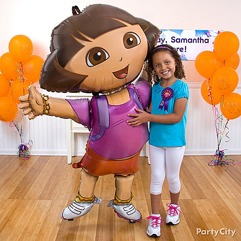 Dora Party Ideas: Games & Activities