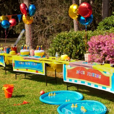 Carnival Party Ideas Gallery - Party City