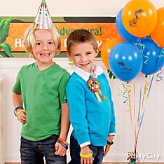 <i>Go, Diego, Go!</i> Party Dress-Up Ideas