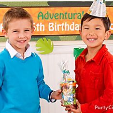 <i>Go, Diego, Go!</i> Party Favor Ideas