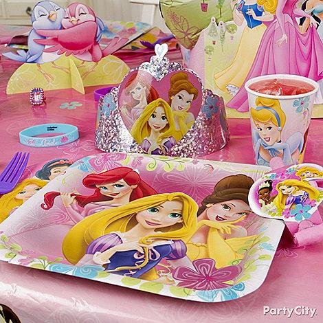 Disney Princess Birthday Party Ideas Party City