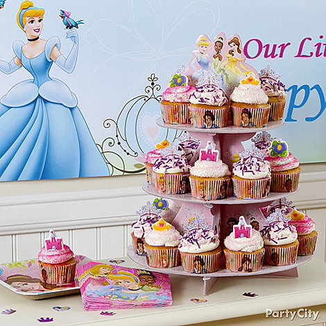 Disney Princess Party Ideas: Food