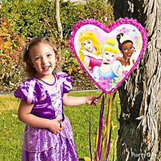 Disney Princess Games & Activity Ideas