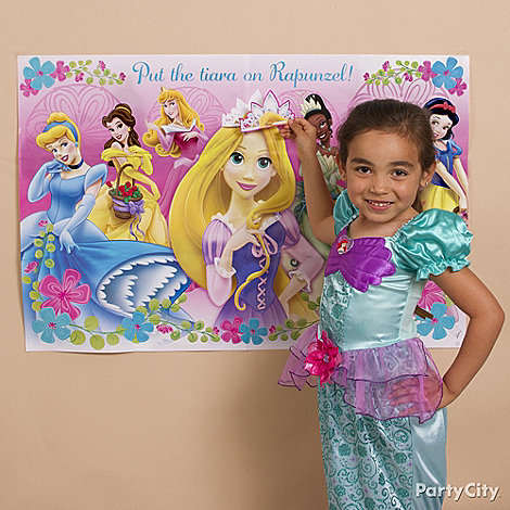 Disney Princess Party Ideas: Games & Activities