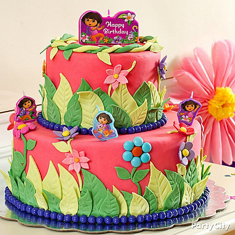 Dora Party Ideas: Food