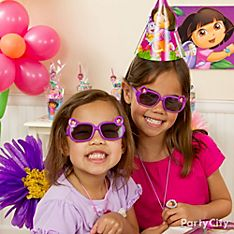 Dora Party Dress-Up Ideas