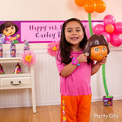 Dora Party Ideas: Costume & Dress-Up