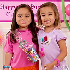 Dora Party Favor Ideas
