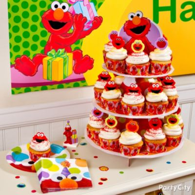Elmo Birthday Decorations Image Inspiration of Cake and Birthday