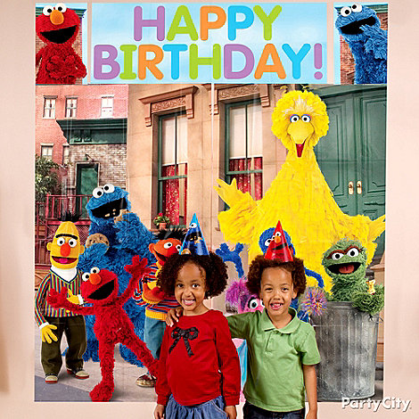 Elmo Party Ideas: Games & Activities