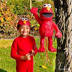 Elmo Party Games & Activity Ideas