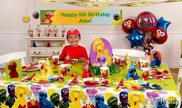 Elmo Party Ideas!