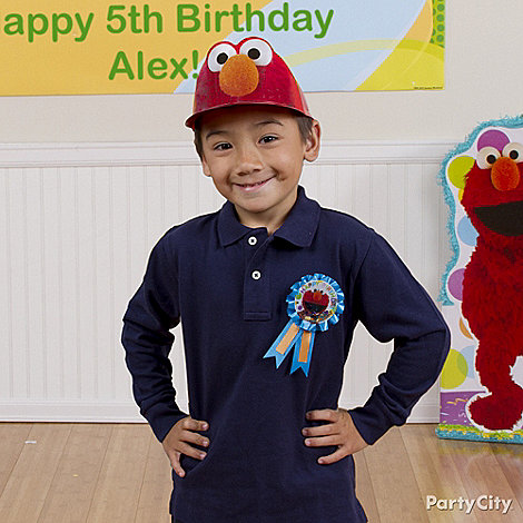 Elmo Party Ideas: Costume & Dress-Up
