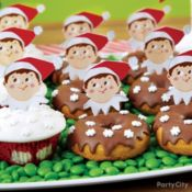 Clever 'n Cute Elf on the Shelf Christmas Treats Ideas