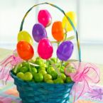 Bright and Colorful Easter Decorating Ideas