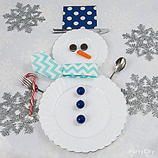Snowman-Themed Winter Party Ideas