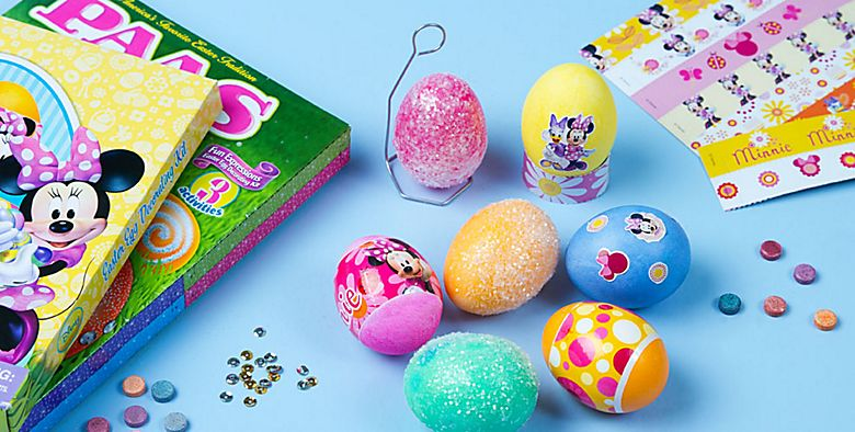 Easter Egg Coloring Kits