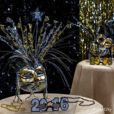 Elegant New Year S Eve Balloon Ideas Party City