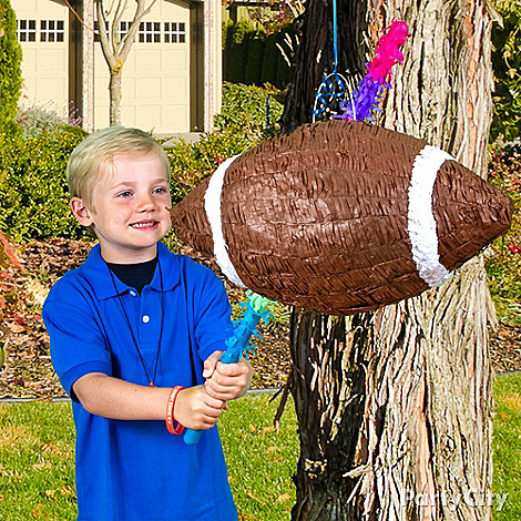 Football Birthday Party Games Birthday Party Game