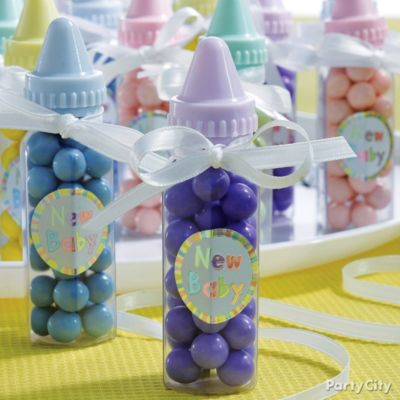 Shop Ideas: Baby Shower Favors Great Baby Shower Favor Ideas   Party City