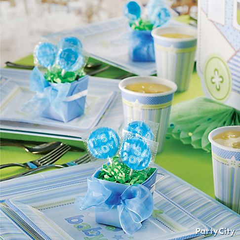 Great Baby Shower Favor Ideas - Party City