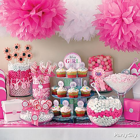 Baby shower decoration ideas to make