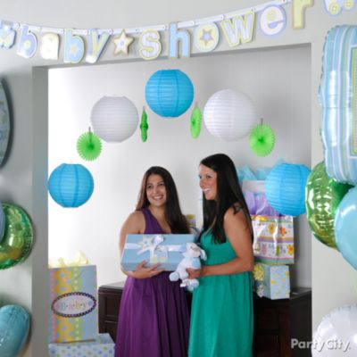 Baby Shower Decorating Ideas Pictures | Baby Rooms Decorating