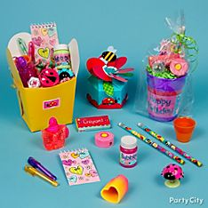 Garden Girl Party Favor Ideas