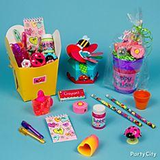 Garden Girl Party Favor Ideas