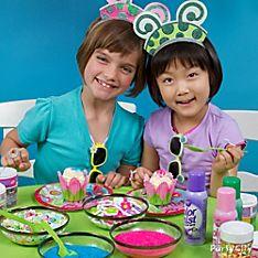 Garden Girl Party Food Ideas