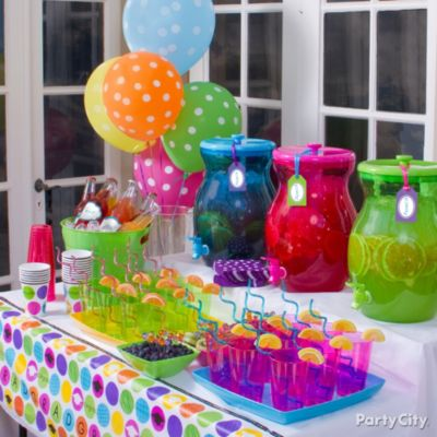 Chic Home Mom: Graduation Party Ideas