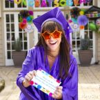 Colorful High School Graduation Party Ideas