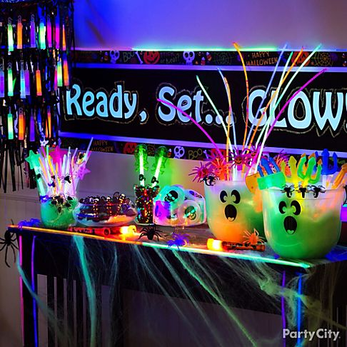 All Glow Sticks Safety Lights Shop All Custom Halloween Banners