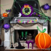 Boo-tiful & Bewitching Halloween DIY Decorating Ideas
