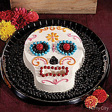 Day of the Dead Treats Ideas