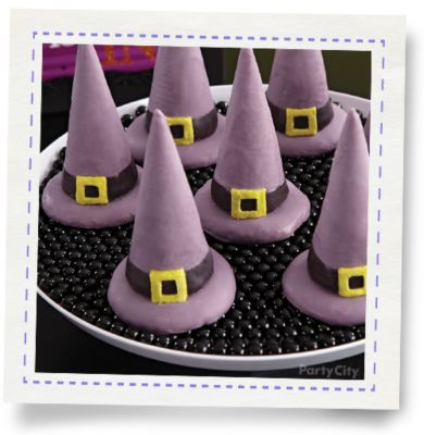 Magic Witch Hats How To Party City