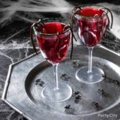 Shocktails! Halloween Party Cocktail Ideas & Recipes
