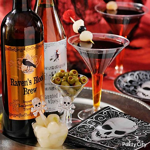 Top 5 Halloween Cocktails