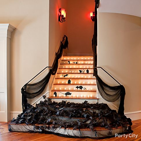 Haunted House Entrance Ideas Party City